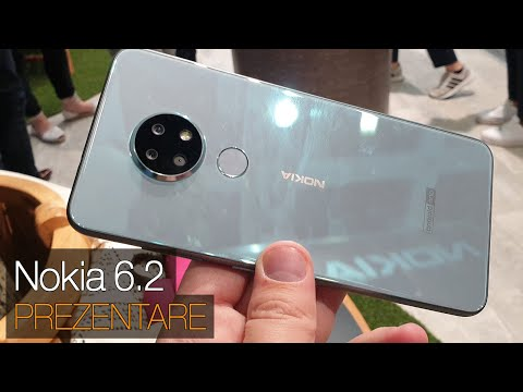 Nokia 6.2 - Prezentare video hands-on de la IFA 2019 din Berlin