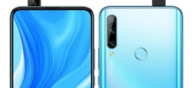 Huawei Enjoy 10 Plus este un nou telefon cu cameră pop-up selfie, cameră principală de 48 MP