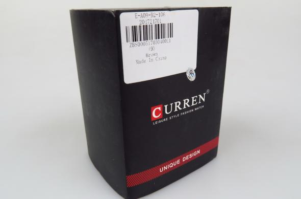 Galerie foto hands-on Curren 8250: Curren-8250_030.JPG