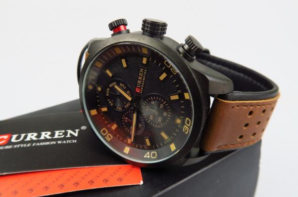 Galerie foto hands-on Curren 8250: Curren-8250_027.JPG