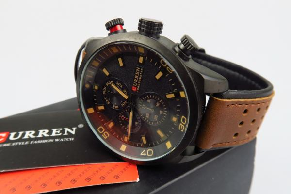 Galerie foto hands-on Curren 8250