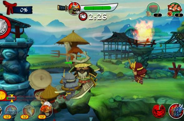 Samurai vs Zombies Defense 2 review: un joc de acțiune și strategie foarte atractiv (Video): screenshot_2013_03_11_11_47_48.jpg