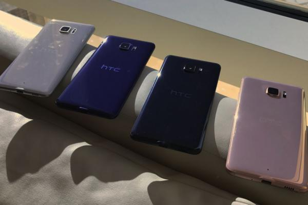 Fotografii hands-on HTC U Ultra