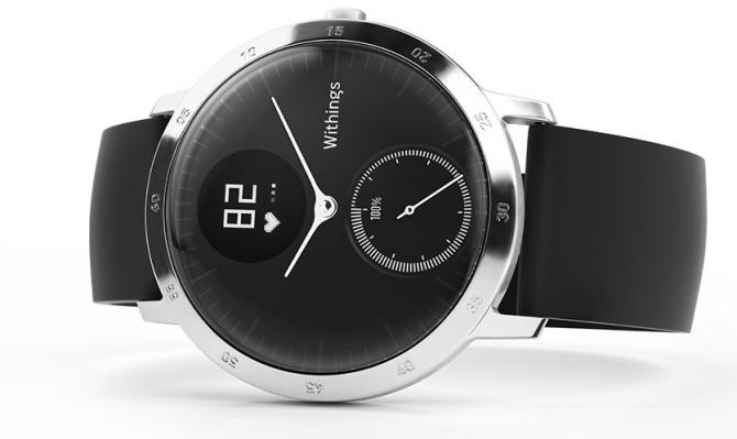 Withings Steel HR 40mm - Fotografii oficiale