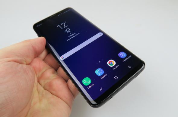 Samsung Galaxy S9+ - Galerie foto Mobilissimo.ro: Samsung-Galaxy-S9-Plus_135.JPG