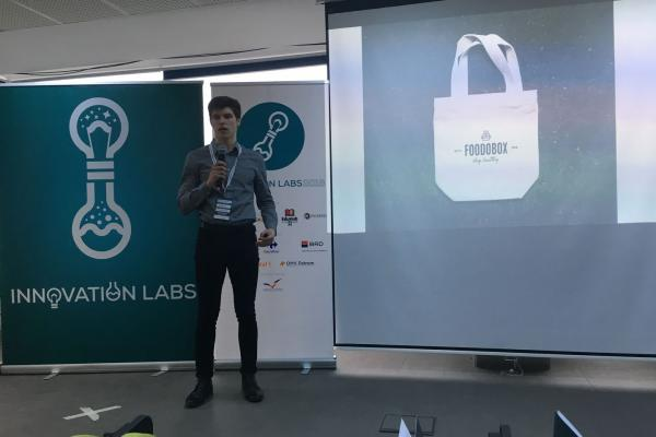 Innovation Labs 2018 Timișoara