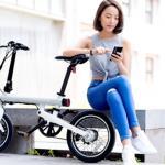 Xiaomi Qicycle TDR01Z este o bicicletă electrică și pliabilă ideală pentru oraș; Acum la reducere pe TomTop