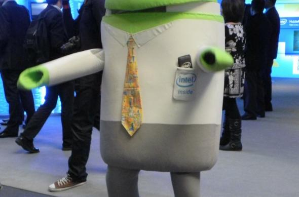 MWC 2012: Android și Intel merg pe un drum comun cu … mascote (video): dscn0433.jpg