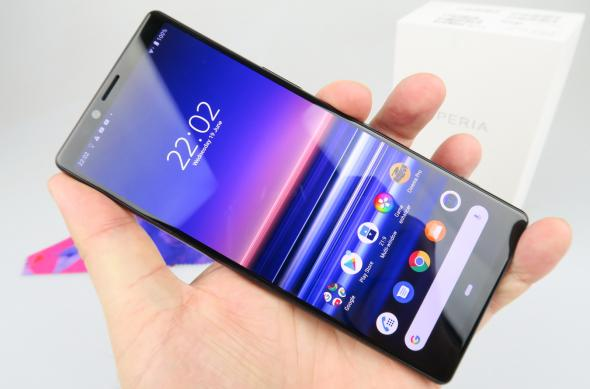 Sony Xperia 1 - Galerie foto Mobilissimo.ro: Sony-Xperia-1_017.JPG