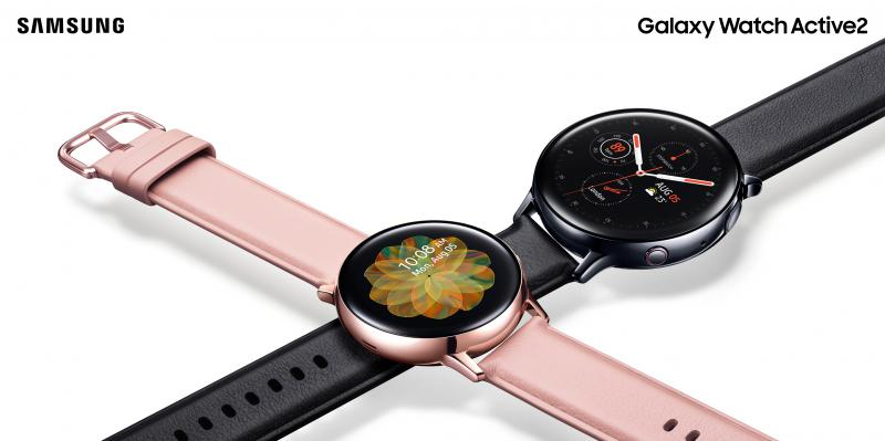 Samsung Galaxy Watch Active 2, fotografii oficiale