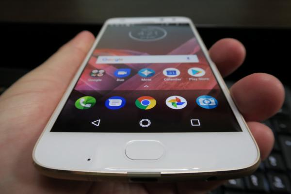 Motorola Moto Z2 Play - Fotografii Hands-On