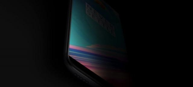 OnePlus 5T primește un soi de imagine teaser în care vedem arătosul display 18:9