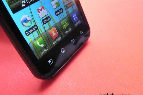 Review LG Optimus Black - display atractiv, preț de invidiat și Android customizat (Video)