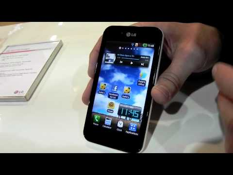 LG Optimus Black Hands-On - Mobilissimo TV