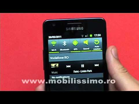 Samsung Galaxy S II review - Mobilissimo TV