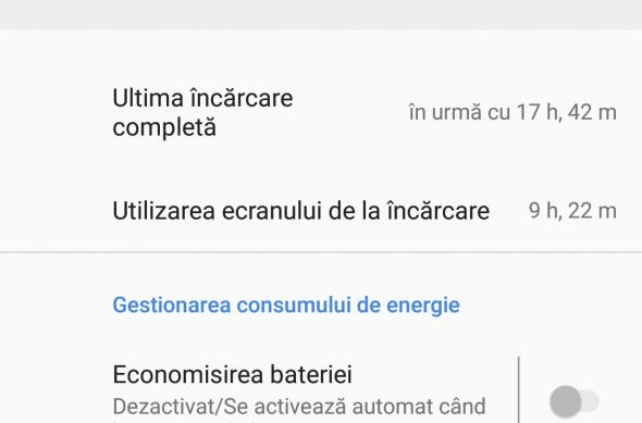 Interfață grafică Nokia 6.1 (capturi de ecran): Screenshot_20180606-160352.jpg