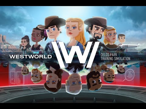Video-review/ gameplay joc Westworld Mobil, prezentat pe Allview Soul X5 Pro (Joc iOS, Android)