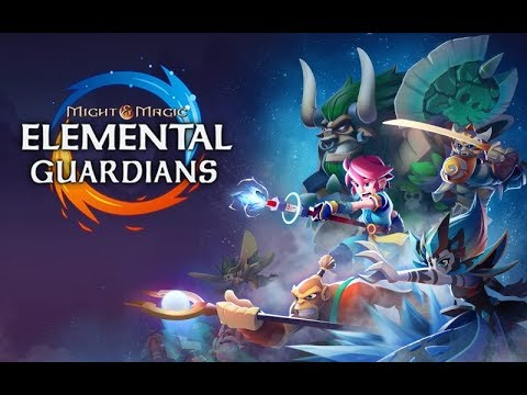Video-review/ gameplay joc Might & Magic Elemental Guardians, prezentat pe Nokia 6.1 (Joc Android, iOS)