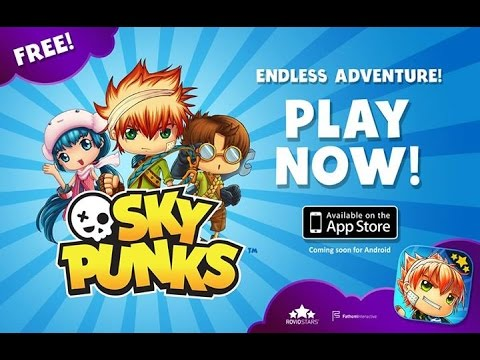Sky Punks Review prezentat pe Leagoo Lead 1 [Android, iOS] - Mobilissimo.ro
