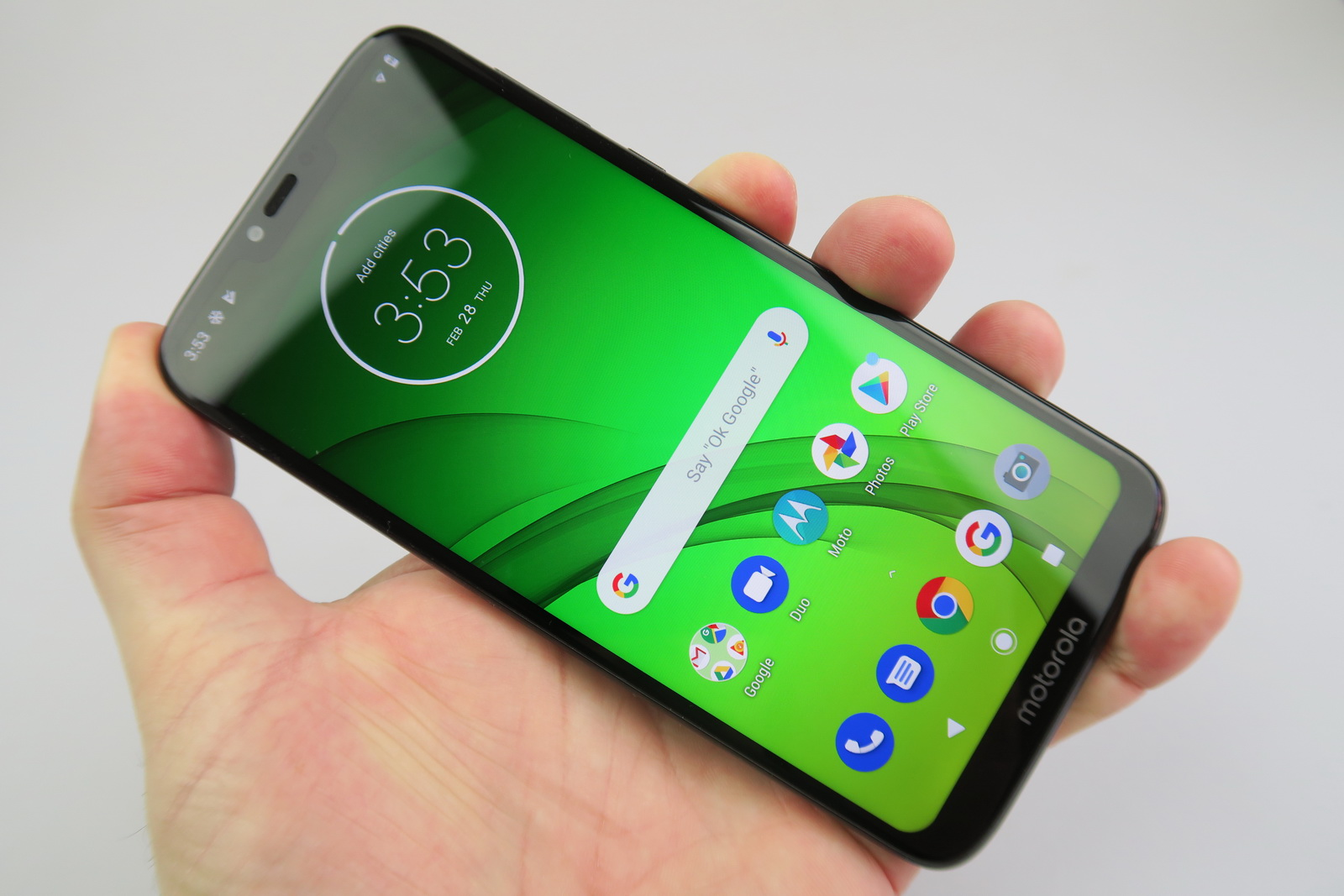 Motorola Moto G7 Power Review