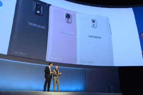IFA 2013: Live blogging de la Samsung Unpacked 2013, lansare GALAXY Note III si GALAXY Gear - imaginea 26