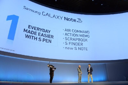IFA 2013: Live blogging de la Samsung Unpacked 2013, lansare GALAXY Note III si GALAXY Gear - imaginea 28