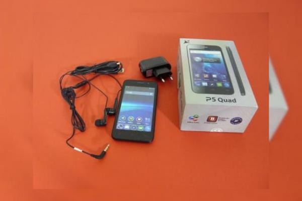 Allview P5 Quad unboxing: scoatem din cutie cel mai performant telefon Allview (Video)