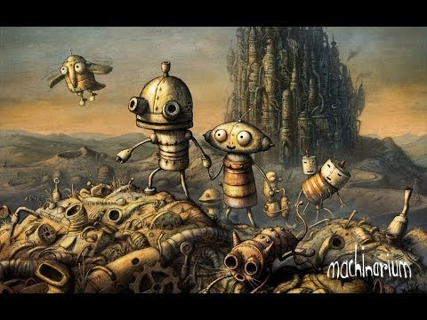 Machinarium Review (Samsung Galaxy S5/Jocuri Android) - Mobilissimo.ro