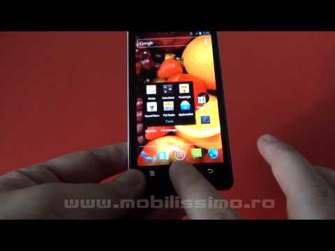 Huawei Ascend P1 preview - Mobilissimo.ro