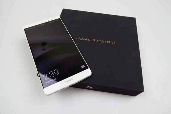 Huawei Mate 8 - Unboxing