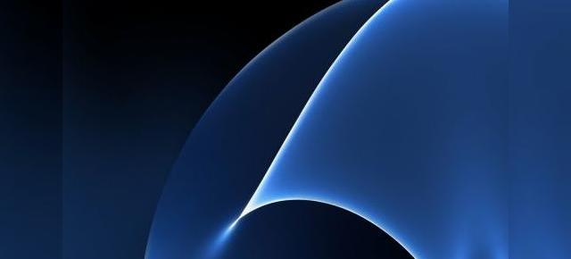 Wallpaper-urile de pe Samsung Galaxy S7 şi Galaxy S7 Edge ajung pe web, adoptă un look abstract
