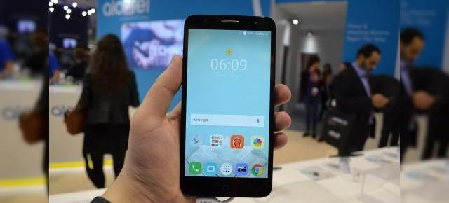 MWC 2016: Alcatel Pop 4 Plus prezentare hands-on - phablet HD cu procesor modest, ecran generos