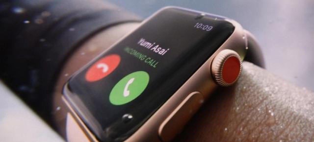 Preț și disponibilitate Apple Watch Series 3 în România
