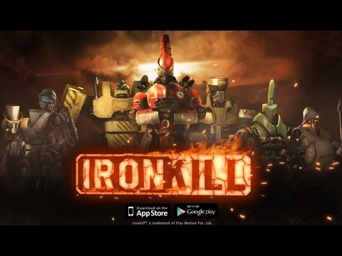 Ironkill: Robot Fighting Game prezentat pe Sony Xperia Z3 [Android, iOS] - Mobilissimo.ro
