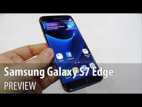 Samsung Galaxy S7 Edge Preview (Media Galaxy Băneasa) - Mobilissimo.ro