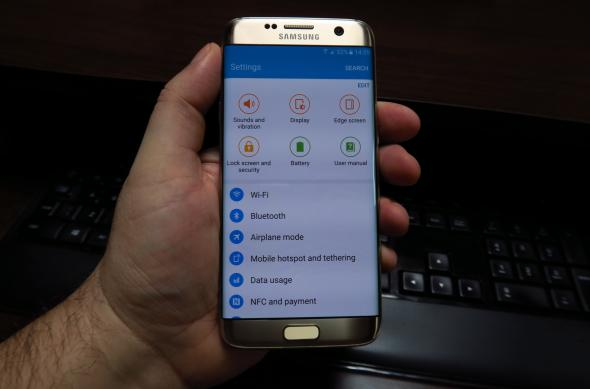 Samsung Galaxy S7 Edge Design: Samsung-Galaxy-S7-Edge_069.JPG