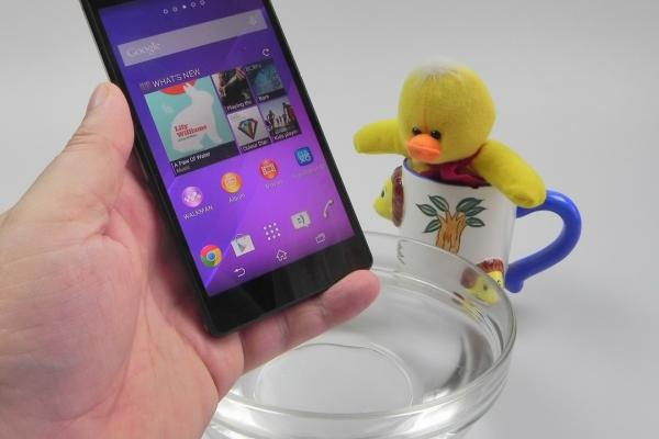 Sony Xperia Z2 - Galerie foto Mobilissimo.ro