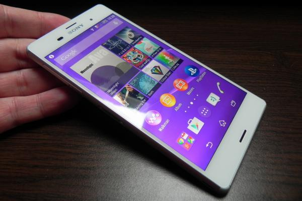 Sony Xperia Z3 - Galerie foto Mobilissimo.ro