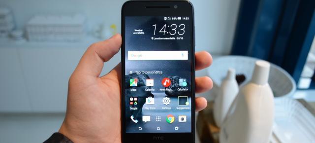 HTC România lansează pe plan local noul smartphone One A9; debutează în magazine de săptămâna