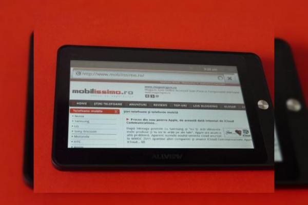 Review Allview AllDro, acum În varianta Android 2.3 (Video)