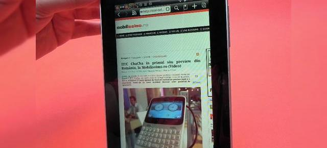 "Review HTC Flyer - un motiv să spui ""adio iPad 2""! (Video)"