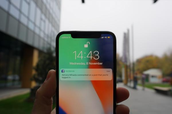 Apple iPhone X - Fotografii Hands-On