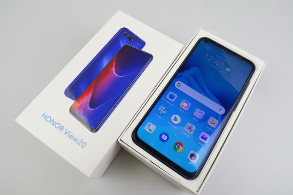 Huawei Honor View 20 - Unboxing