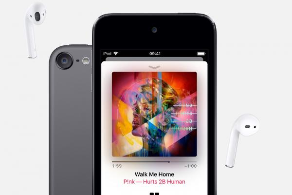 Apple iPod Touch 2019 - Fotografii oficiale