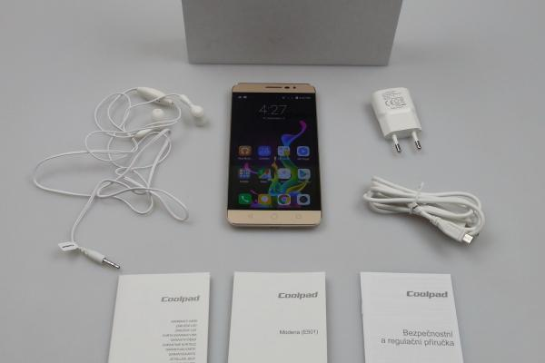 Coolpad Modena - Unboxing