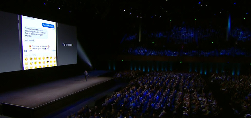 WWDC 2016 Live Blogging: Lansare iOS 10, OS X 10.12, MacBook Pro 2016 si Apple Watch 2 - imaginea 180