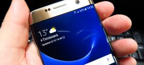 Samsung Galaxy S7 Edge, benchmark-uri de top, performanță ridicată
