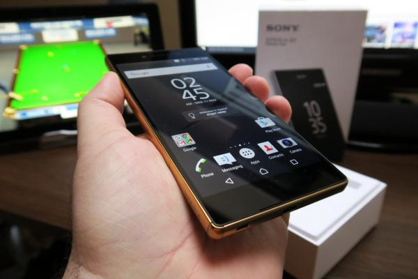 Sony Xperia Z5 Premium - Fotografii Hands-On