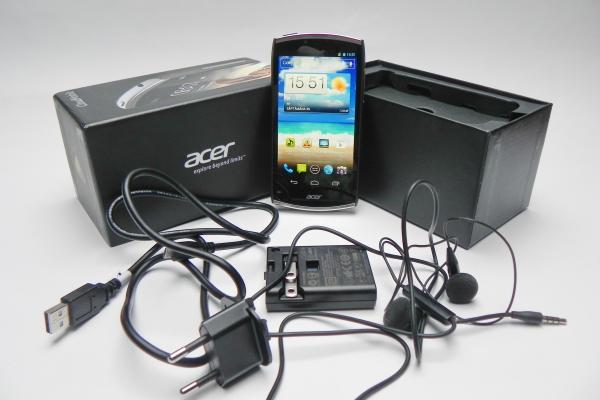 Acer CloudMobile S500 - Galerie foto Mobilissimo.ro