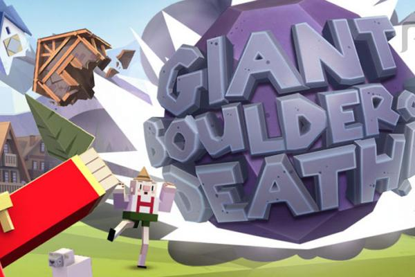 Giant Boulder of Death Review (Allview V1 Viper i4G): endless runner cu un bolovan printre yoddleri (Video)